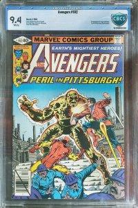 Avengers 192 CBCS 9.4 Marvel 1979