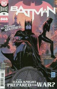 BATMAN #94 TONY DANIEL MAIN COVER A NM 9.4