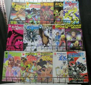 ElfQuest Sampler Library Lot of 13Diff Wendi Richard PIni's Fantasy Saga!