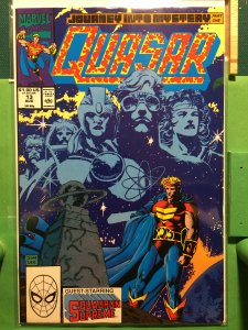 Quasar #13 Journey Into Mystery part 1