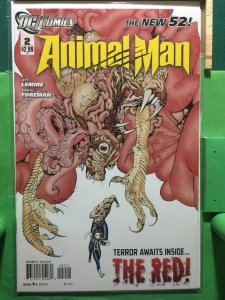 Animal Man #2 The New 52