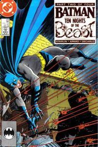 Batman (1940 series) #418, VF+ (Stock photo)