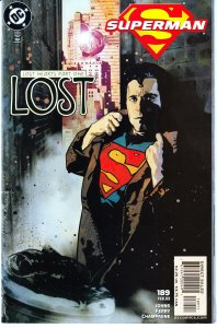 Superman – LOST HEARTS Parts 1- 4