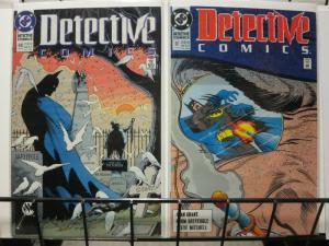 DETECTIVE 610-611 Snow And Ice complete PENGUIN story
