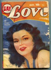 Gay Love Stories Pulp October 1945- G-