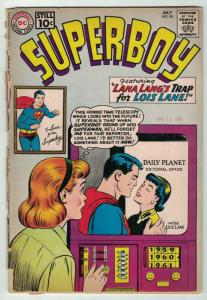 SUPERBOY 90 G July 1961