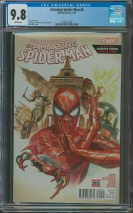 Amazing Spider-Man #8 CGC Graded 9.8