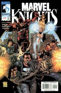 Marvel Knights (2000 series) #2, NM (Stock photo)