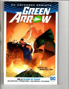 Green Arrow Island Of Scars Vol. # 2 DC Comics TPB Graphic Novel Comic Book J287