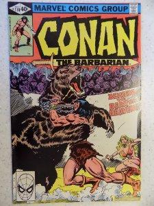 Conan the Barbarian #110 (1980)