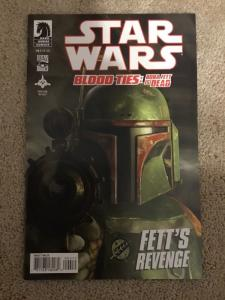 Dark Horse Star Wars Blood Ties 4 * Boba Fett *