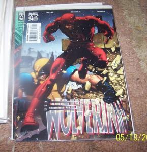 WOLVERINE # 24 2005 marvel      daredevil  X-MEN  mutants HYDRA