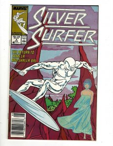 Lot of 12 Silver Surfer Marvel Comics #2 3 4 5 8 11 12 13 14 15 16 Annual #1 GB2