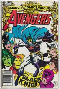 Avengers   vol. 1   #225 FR