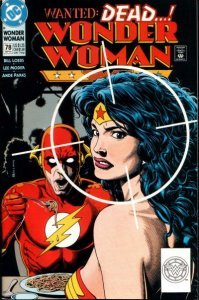 Wonder Woman #77 (ungraded) 2nd series / stock photo / ID#00E