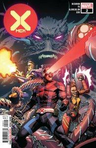 X-Men #2 Leinil Yu Cvr (Marvel, 2020) NM