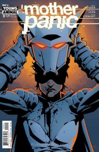Mother Panic #9A VF/NM; DC | save on shipping - details inside