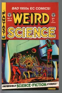 Weird Science-#8-1994-Ross Cochran-EC reprint