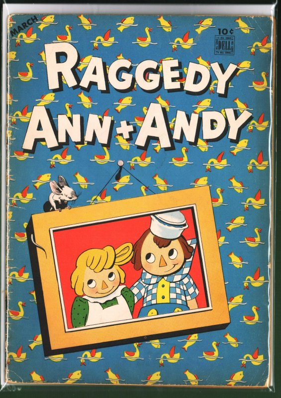 Raggedy Ann and Andy #10 (1947)