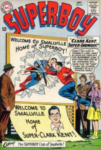 Superboy (1949 series) #107, VG (Stock photo)