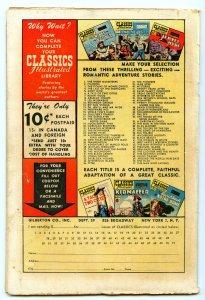 Classics Illustrated 71 (Original) May 1950 GD/VG (3.0)
