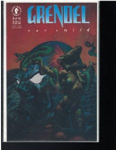 Grendel: War Child #3 (Dark Horse, 1992)