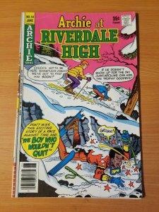 Archie at Riverdale High #54 ~ FINE FN ~ (1978, Archie Comics)