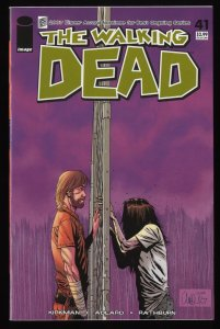 Walking Dead #41 NM- 9.2