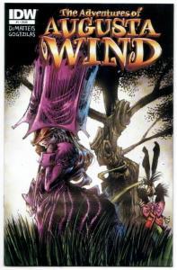 Adventures of Augusta Wind #1 (IDW, 2012) NM