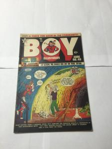 Boy Comics 46 5.5 Fine - F- See Pictures