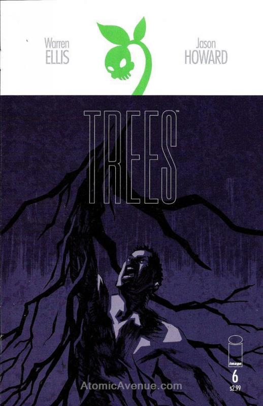 Trees #6 FN; Image | save on shipping - details inside