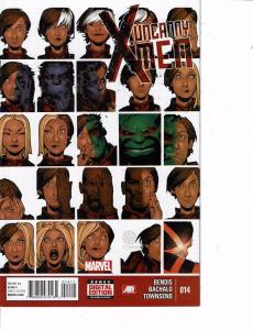 Lot Of 2 Comic Books Marvel Uncanny X-Men #14 and #16   ON9