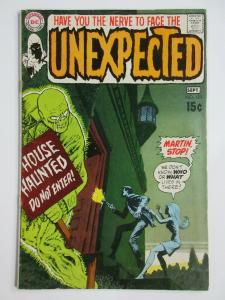 TALES OF THE UNEXPECTED #120 (DC,9/1970)  VERY GOOD MINUS (VG-) Detached Staple