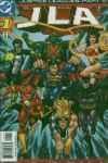 Justice Leagues.... JLA #1, NM (Stock photo)