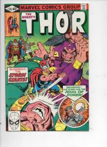 THOR #295 NM- God of Thunder Storm Giants 1966 1980, more Thor in store