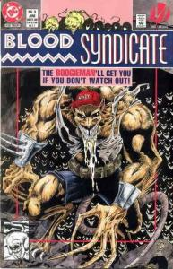 Blood Syndicate #3 VF/NM; DC/Milestone | save on shipping - details inside