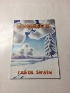 Foodboy Tpb Vf Very Fine Carol Swain Fantagraphics Books