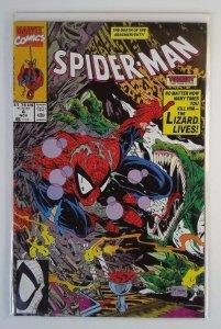Spider-Man #4 (1990) Marvel 8.0 VF Comic Book