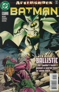 Batman #557 VF/NM; DC | save on shipping - details inside