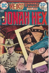 Weird Western Tales #22