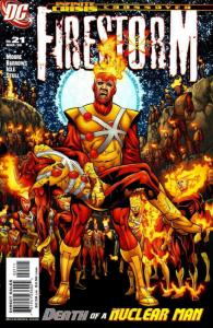 Firestorm (2nd Series) #21 VF/NM; DC   save on shipping - details inside