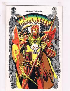 Mr Monster #5 VF Dark Horse Comics Comic Book Gilbert DE25