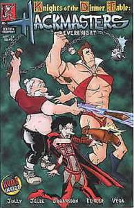 Hackmasters of EverKnight #3 FN; Kenzer and Company | save on shipping - details