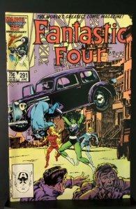 Fantastic Four #291 (1986)