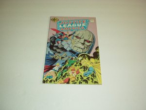 The Official JUSTICE LEAGUE OF AMERICA Index Comic #6, November 1986 New