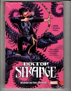 Doctor Strange Blood In The Aether Vol. # 3 Marvel Comics HARDCOVER SEALED J307