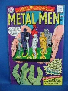 Metal Men #16 (Oct-Nov 1965, DC) Fine+