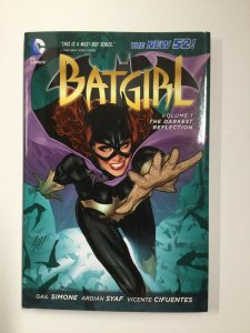 Batgirl New 52 The Darkest Reflection Tpb Hardcover Hc Near Mint Nm Dc Comics