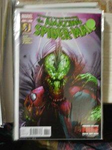 Amazing Spider-Man # 688 2012  marvel   LIZARD MORBIUS VAMPIRE