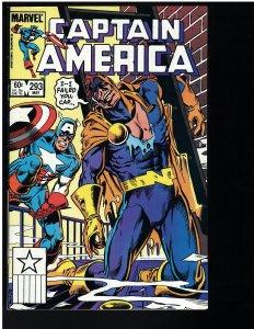Captain America #293 (Marvel, 1984)